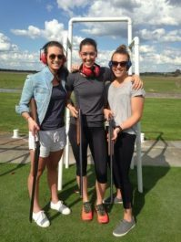 Clay Shooting fun thing to do in Melbourne